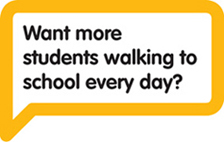 Smart Steps for Schools - Walking to school
